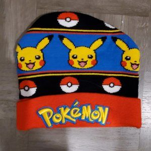Pokemon One Size Fit's all Beanie